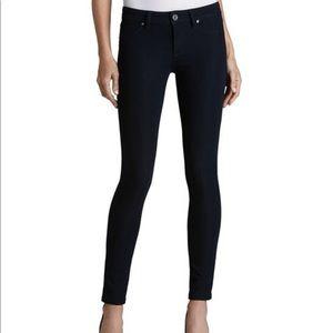 DL 1961 Black Emma Legging Jeans